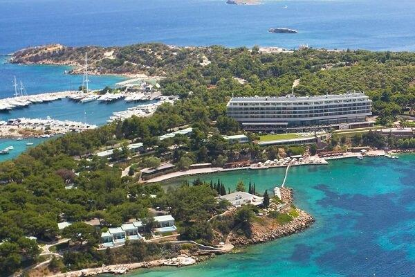 Four Seasons Astir Palace Hotel Athens Δεξίωση Γάμου