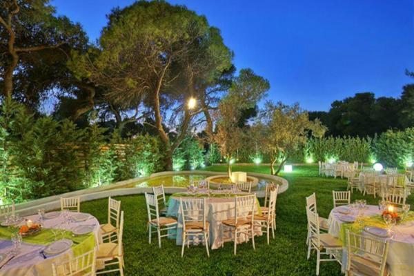 Κτήμα Cavallari Forest - Εταιρικά Events