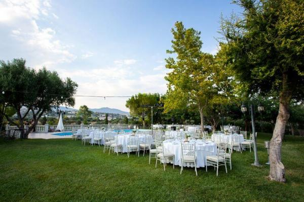 Κτήμα Ποταμίδα - Εταιρικά Events - Σπάτα Παλλήνη