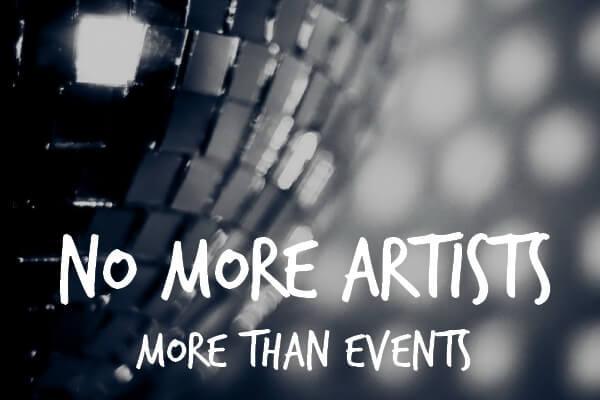No More Artists - DJ Ηχητική Κάλυψη Έταιρικών Εκδηλώσεων