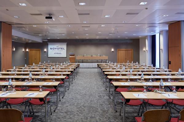 Novotel Athens Εταιρικά Events